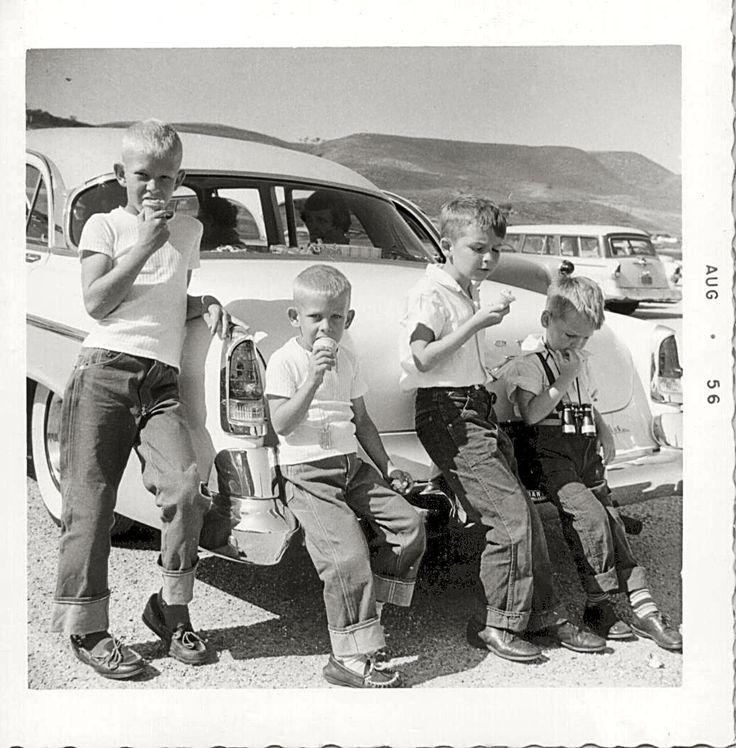 Road trip! 1956