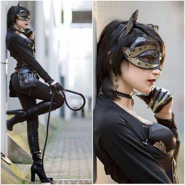 Steampunkopath — steampunktendencies:   Steampunk Catwoman By...