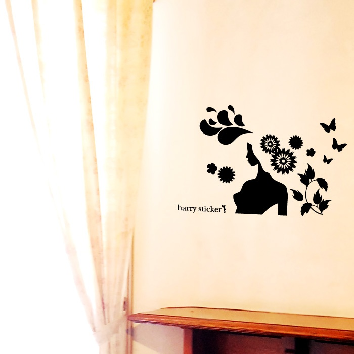 wallsticker butterfly Wallpaper interior Design