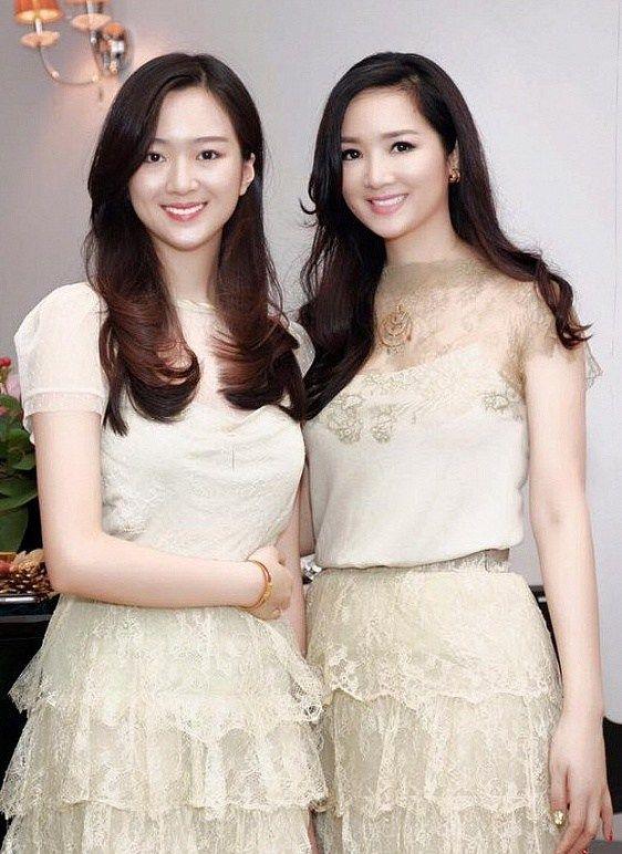 Đẳng cấp nhan sắc của dàn mỹ nhân đình đám Vbiz được bảo chứng bằng những cô con gái xinh như hot girl!  Sao Việt | Tin tức giải trí