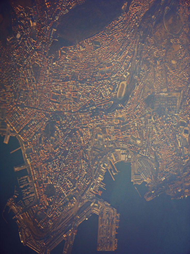 In volo, Trieste