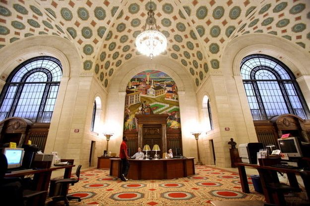 Cleveland Public Library | 15 Beautiful Buildings In Cleveland, OH