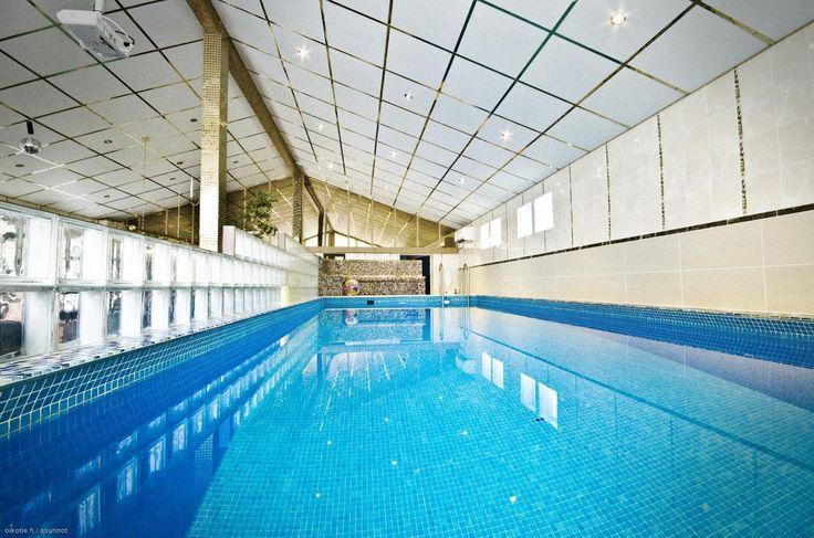 Myytävät asunnot, Kärppätie 21B, Vantaa #oikotieasunnot #uima-allas