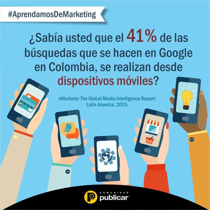 """#AprendamosDeMarketing En publicar trabajamos """"hombro a hombro"""" con las #Pymes colombianas para brindarles siempre el mejor servicio y apoyo. Por eso hoy hacemos parte del Programa de Socios Premium de Google AdWords."""
