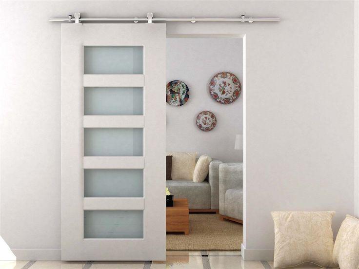 17 best images about sliding door on pinterest sliding for Barn door screen door