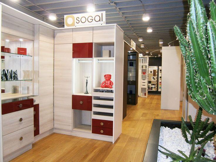 Showroom dressings - Gosselies