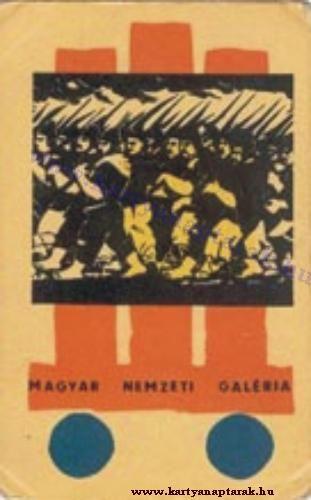1961 - 1961_0060 - Régi magyar kártyanaptárak