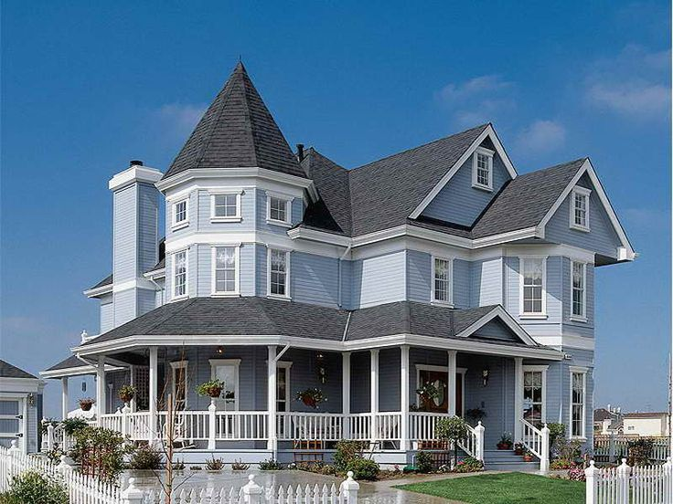 Beautiful Floor Plans For Victorian Homes With Porch