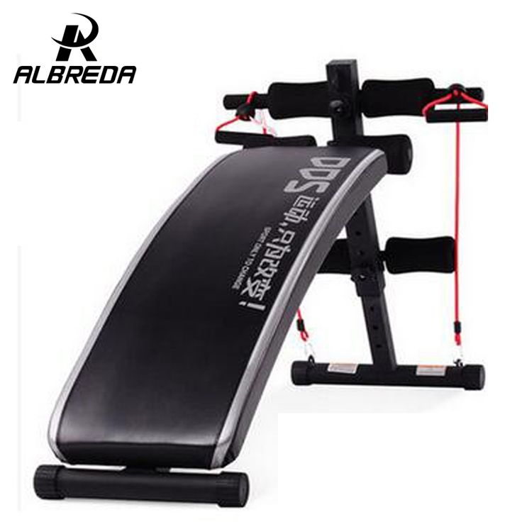 46.58$  Watch now - http://ali6me.worldwells.pw/go.php?t=32628697430 - New arrivalSit Up Benches inversion table fitness training more function muscles plate household Bodybuilding equipment machine 46.58$