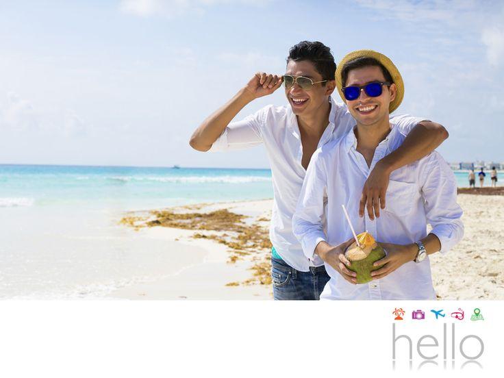 LGBT ALL INCLUSIVE AL CARIBE. Todo turista que visita Cancún, queda sorprendido con la belleza de sus playas, su clima y los cientos de atractivos turísticos que le rodean. Un destino de la península de Yucatán que te enamorará. En Booking Hello te invitamos a viajar con nosotros en compañía de esa persona especial, con packs all inclusive para hospedarte en los lugares más espectaculares del Caribe mexicano. Para mayores informes te invitamos a visitar nuestra página web…