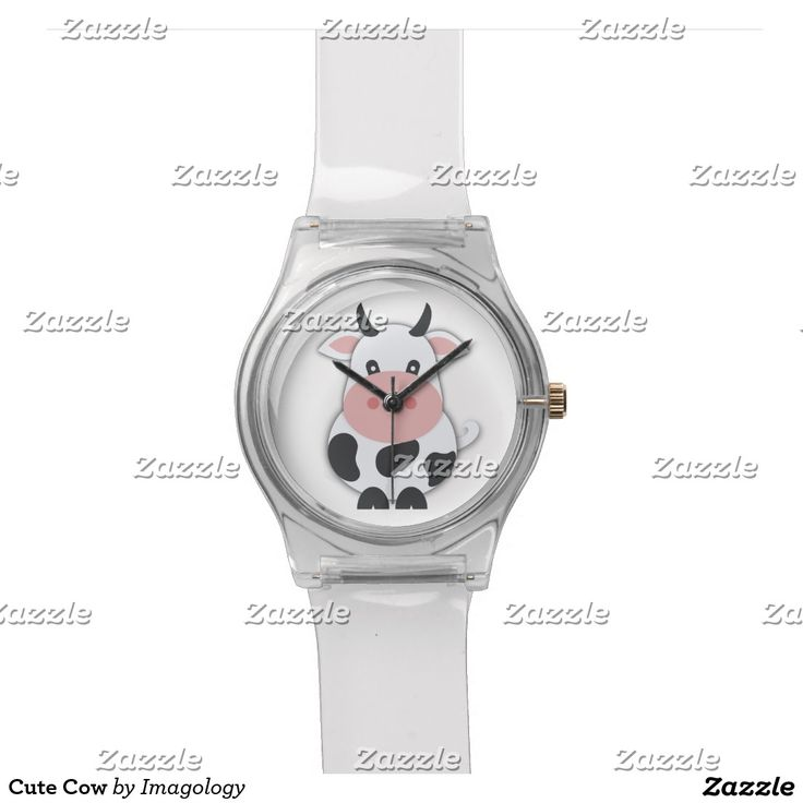Cute Cow Watches