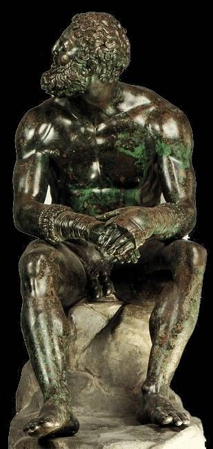Hellenistic Art: The boxer