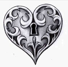 Heart lock                                                                                                                                                                                 More