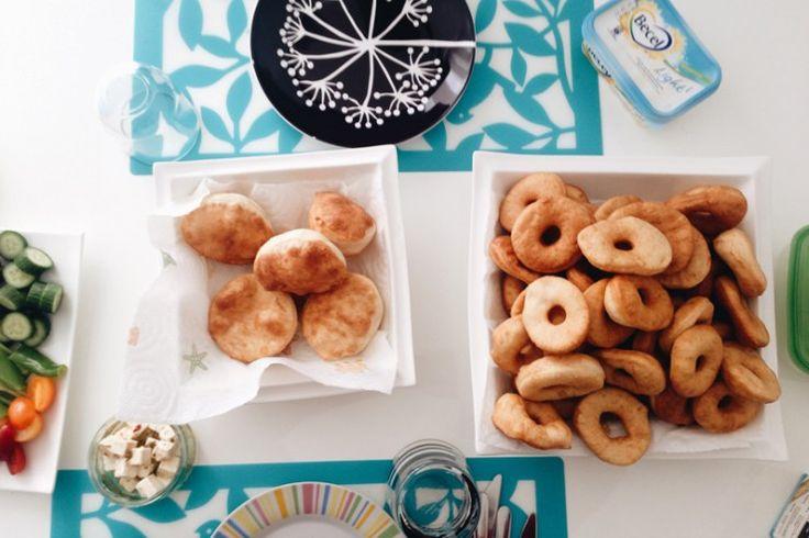 Recept voor kinderen: pişi (gistbroodjes) - ministijl