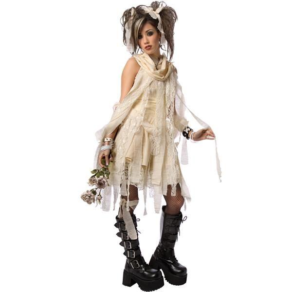 Фото костюмов для хеллоуина из подручных средств
