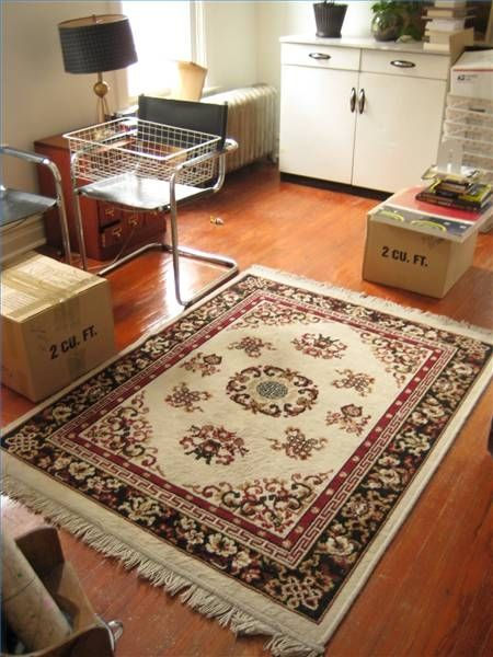 The Best Way to Clean Area Rugs