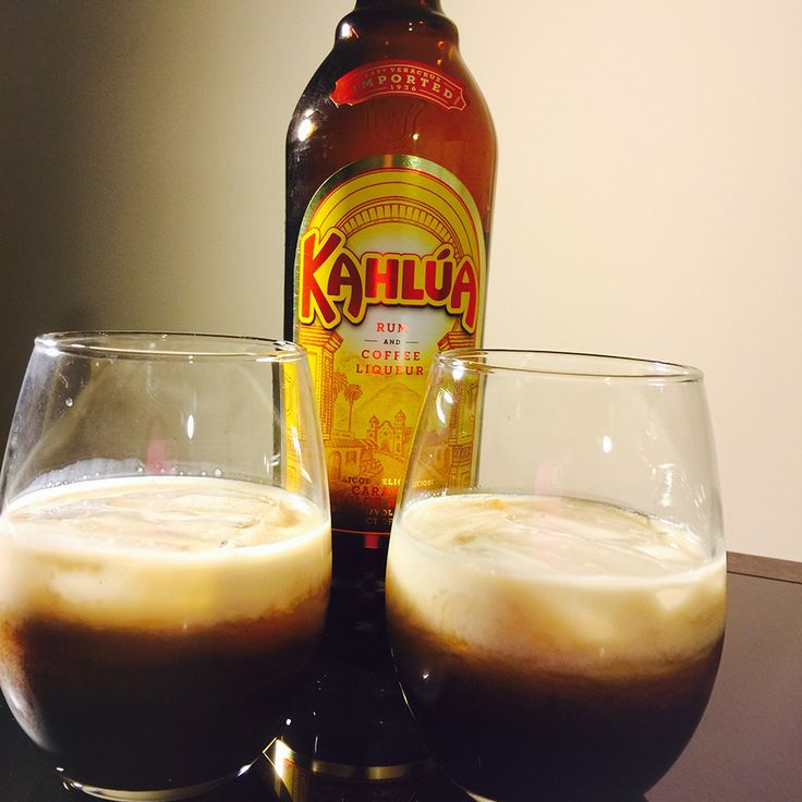 But Really, What Is A Thirsty Thursday Without A Kahlua