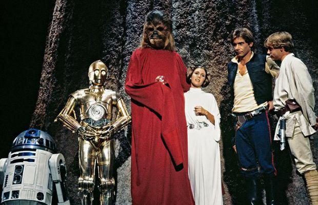 Au temps de la guerre des étoiles – Le téléfilm sur Star Wars que vous ne voulez pas voir !
