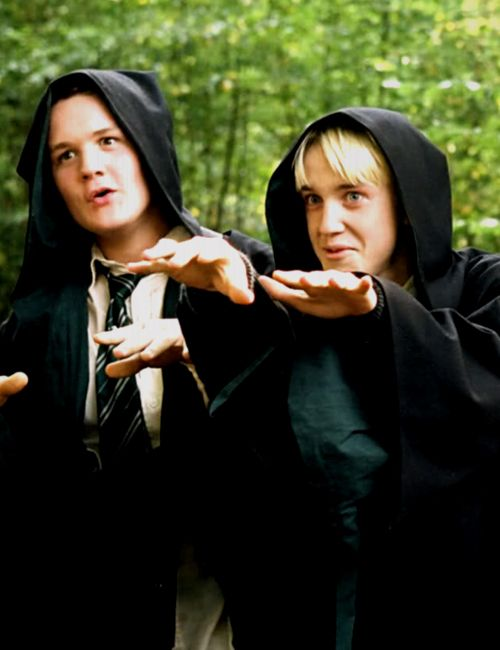 A sabotaging tactic, mimicking a dementor to throw Harry off course during a  important Quidditch match.
