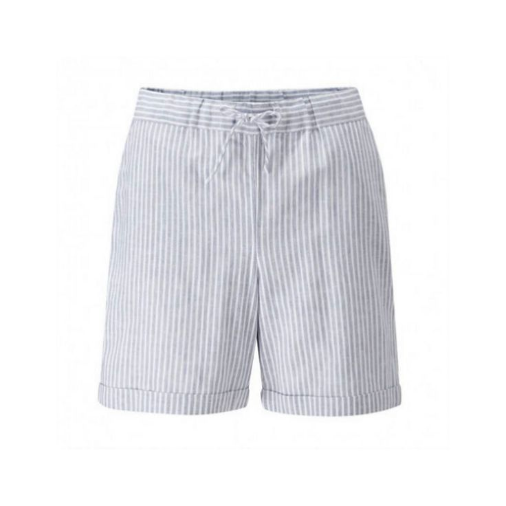 The Effie Shorts are a key wardrobe staple for those balmy summer days. Effortless and easy to wear with elasticated waistband for comfort. Our luxurious linen cotton fabric is perfect for a cool day in the city or as a holiday cover up.  Buy online now #linkinbio  #summer17 #style #fashion #summer