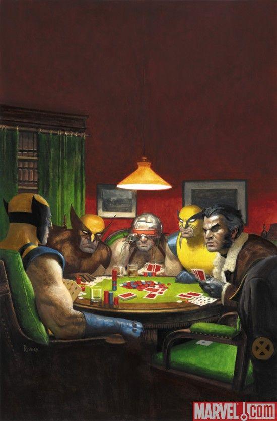 Images From Wolverine Art Appreciation Month | Marvel.com