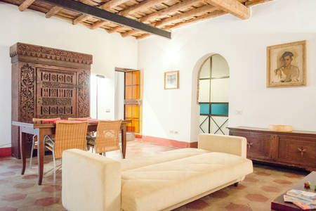 Check out this awesome listing on Airbnb: Casa Mondrian al Moro in Rome