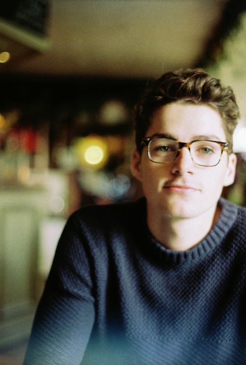 Finn Harries as Connor Stoll , son of Hermes.