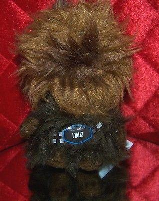 Star wars Chubaka Talking Figure Rare Collection Christmas Stocking Stuffer