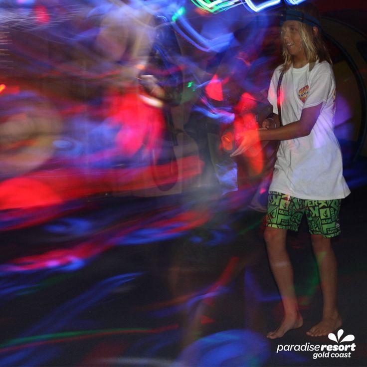 Laser Tag at Paradise Resort!