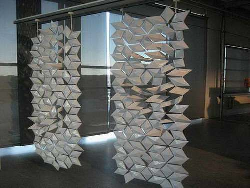 1000 ideas about hanging room dividers on pinterest room dividers panel room divider and. Black Bedroom Furniture Sets. Home Design Ideas