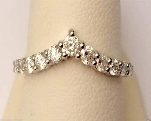 14kt Yellow Gold Channel 11 Diamond Solitaire Wrap Ring Enhancer Contour Chevron Band by RG&D... #gold #diamonds #ringguard #wrap #enhancer #fashion #jewelery #love #gift #ringjacket #engagement #wedding #bridal #engaged #whitegold #yellowgold #online #shopping #jewelry #pintrest #follow #richmondgoldanddiamonds