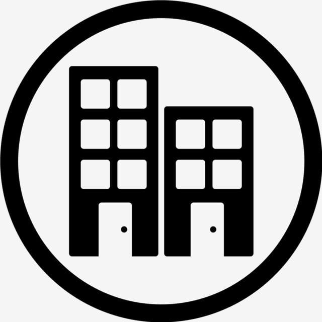 Building Hotel Office City Building Icon Hotel Icon Office Icon City Icon Icon Vector Illustration Design Sign Symbol Grap Office Icon Building Icon Square Png