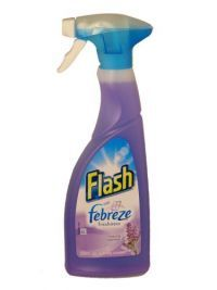 £1.39 - Flash Spray Lavender And Febreze 500ml