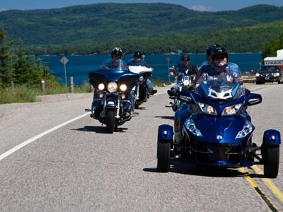 Ride Lake Superior: The Epic Ride 5 Day Motorcycle Touring Ride