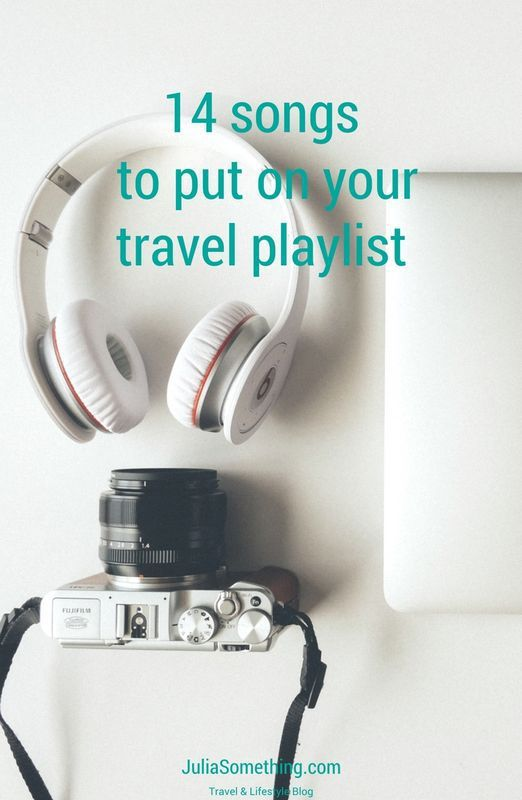 14 songs to pun on your travel playlist, for any travel situation (because music makes all the difference)