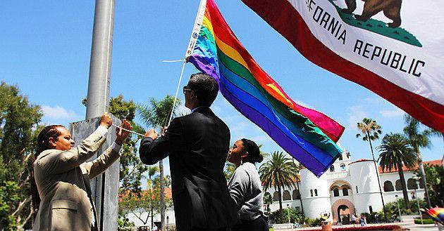 Six Democrats lose LGBT support after a vote in final hours of Legislature - LA Times
