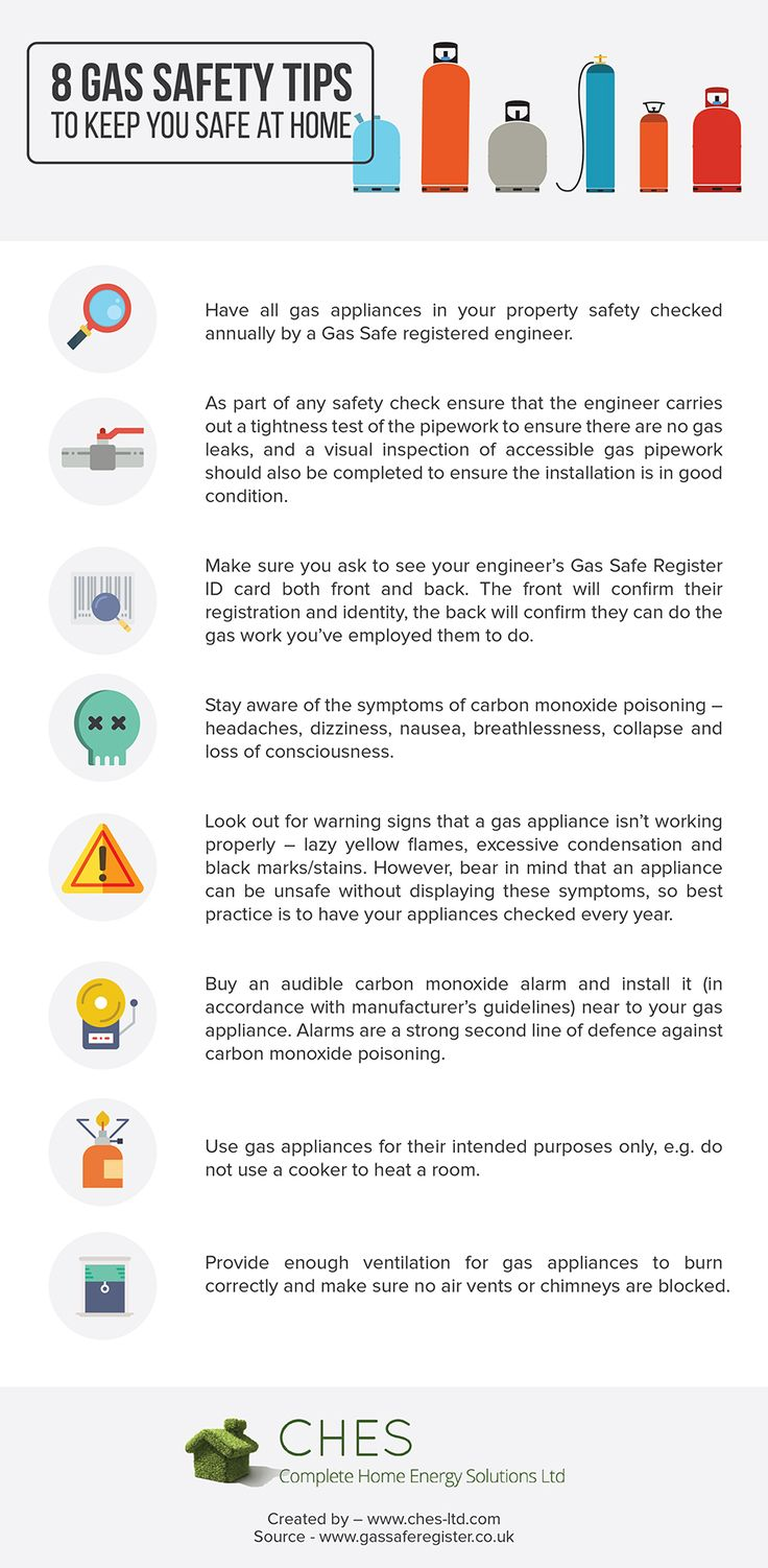 65 best heating engineers info graphics images on pinterest boiler 8 gas safety tips to keep you safe at home infographic fandeluxe Image collections