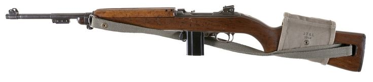 "qsy-complains-a-lot: "" M1 carbine Designed by Winchester, Manufactured by Inland of General Motors c.1941-45 - serial number 496950. .30 carbine 15-round removable box magazine, gas-operated..."