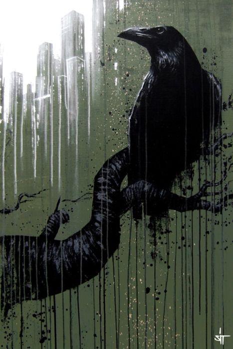 coachfactoryoutlet Raven (idea 92) | Art |  | Ravens, Crows and The Raven