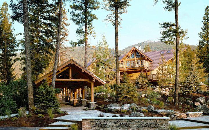 Best Hotels in the U.S.: Triple Creek Ranch, Darby, Montana