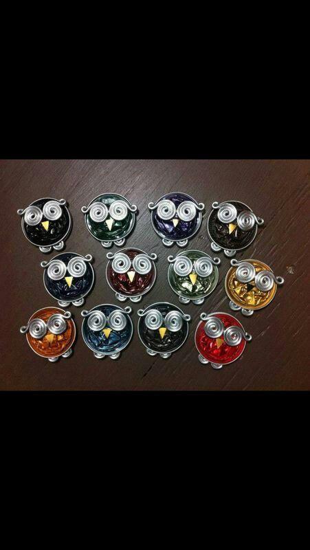 Nespresso Owls