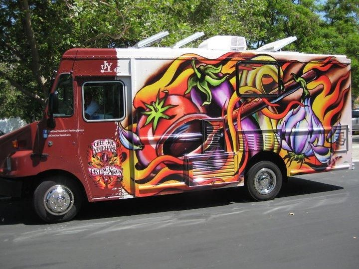 Image Result For Graffiti Inspired Food Truck Design