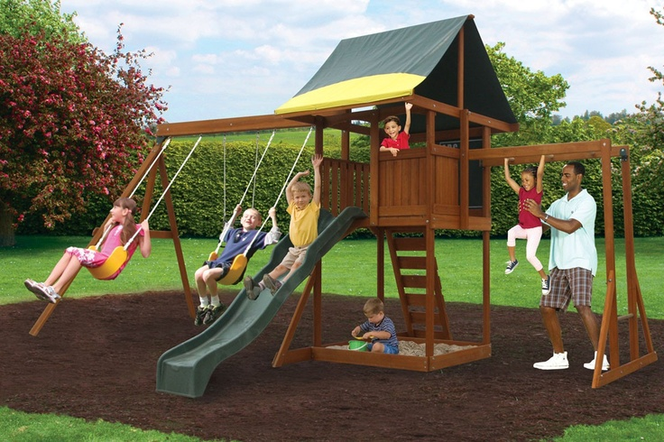 13 best images about Swingsets on Pinterest | Models, Play ...