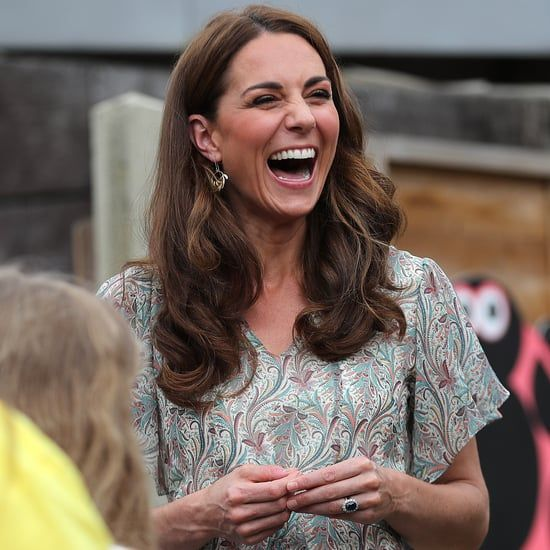 Kate Middleton at Action for Children Workshop Jun…