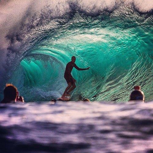 Wow! Cavernous tube...