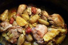 Νόστιμο κοτόπουλο στη γάστρα - gourmed.gr