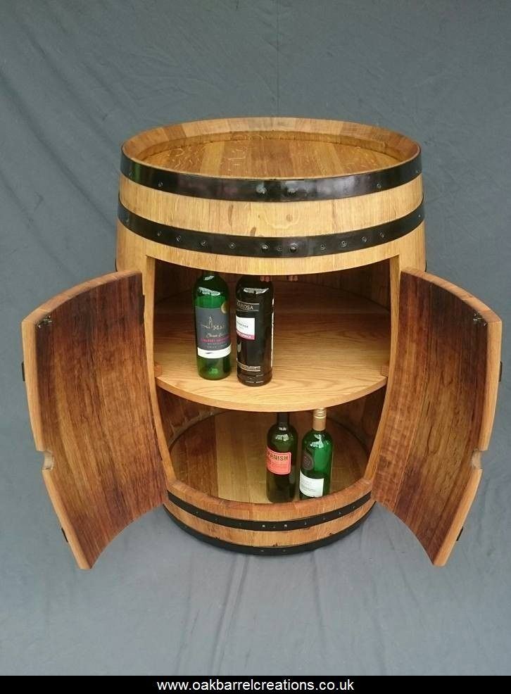 135 Best Oak Wine Barrel Creations From The Uk Images On