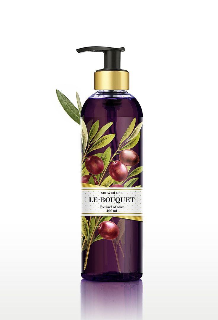 Resultado de imagen de shower gel packaging