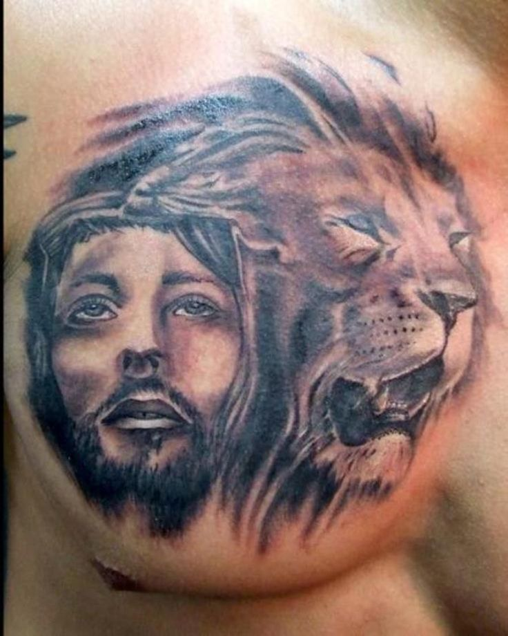 21 Lion of Judah Tattoo Designs