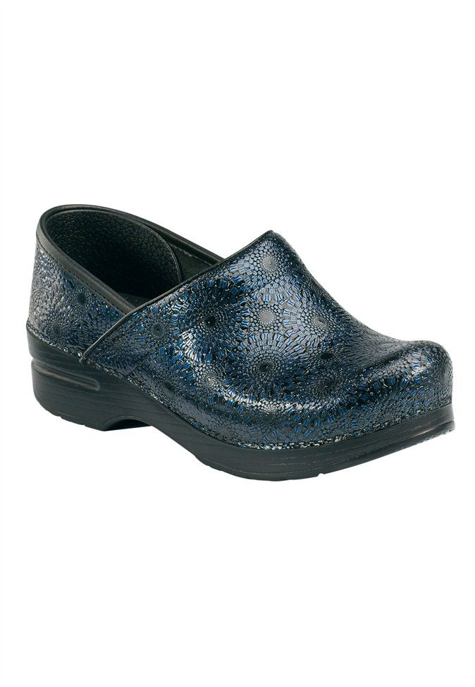 Brown Suede Dansko Shoes